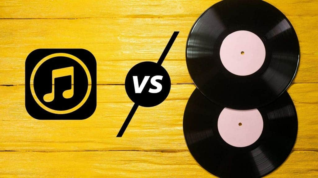 Does vinyl sound better than Apple Music? | Why Are Records Better?