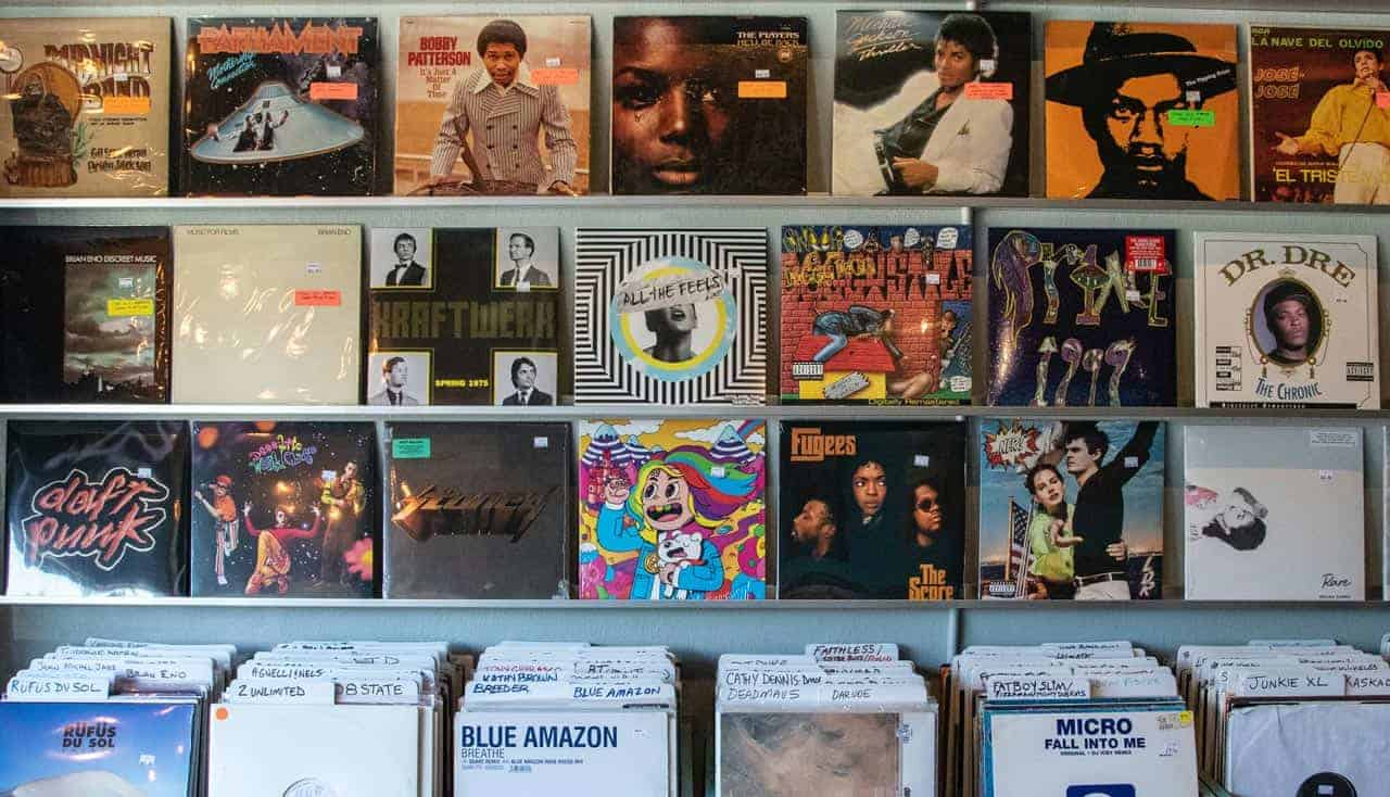 Why Are Records Better? Collection Of Vinyl