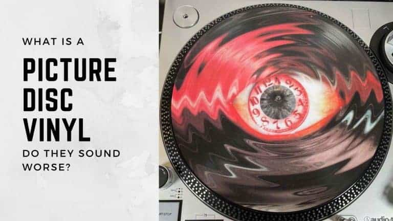 What Is A Picture Disc Vinyl? The Best Guide On Everything You Need To Know.